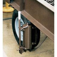 Vestil YR-HL Yard Ramp Option - Pneumatic Tire & Lift-1