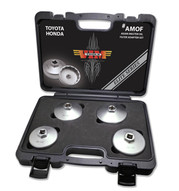 Vim Tools AMOF 5 Pc Asian Master Oil Filteradapter Set-1