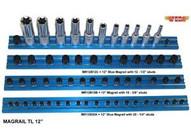 VIM Hand Tools Mr16b25a Magrail Tl 16 Long 25-1 4 Blue Studs-1