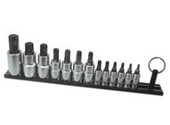 Vim Tools TMS-TORX 13 Piece Standard Torx Set T10- T70-1