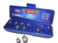 VIM Hand Tools Tp6p 11 Piece Torx Plus Socket Bit Driver Set-1