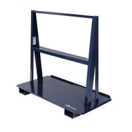Jescraft WA-6024F A Frame Cart - 60'' X 24'' Deck W Forklift Pockets Usable Load 5'' Per Side-1
