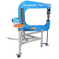 Woodward Fab WFEW-CENTER Professional English Wheel Metal Forming Center-1