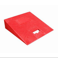 Wesco 150801 Coca Cola Red Hand Truck Curb Ramp-1