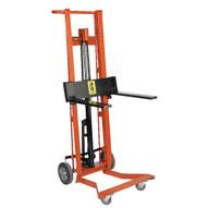 Wesco DPL-40-F Four Wheeled Hydraulic Steel Pedalift-1