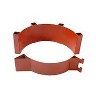 Wesco 232CP3 30 Gal. Drum Adapter For Drum Lifters-1