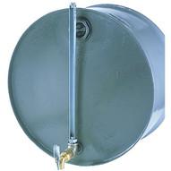 Wesco 272006 22 Inch Drum Gauge W Zinc Die Cast Faucet-1