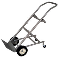 Wesco 4-In-1 Convertible Hand Truck Office Caddy-3