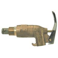 Wesco 440404 Heavy Duty Brass Faucets W External Flame Arrestor-1