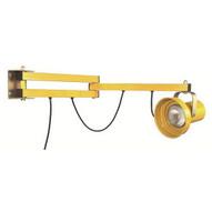 Wesco 272224 Dock Light On Extending Arm 24 Extended Length-1