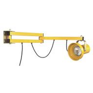 Wesco 272240 Dock Light On Extending Arm 40 Extended Length-1