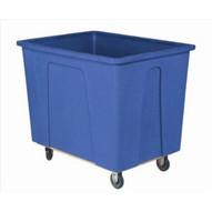 Wesco 124433BL Blue Plastic Box Truck-1