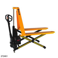 Wesco TEHL21 Electric High Lift Pallet Truck 3000 Pound Capacity 21 x 45-1