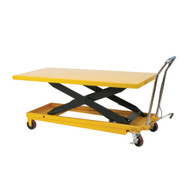 Wesco LDT-3263 Long Deck Scissors Table-1