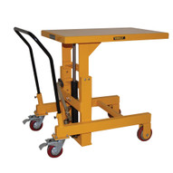 Wesco DT-2436 Hydraulic Die Lift Table-1