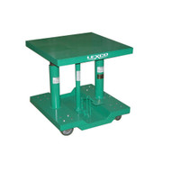 Wesco HT-3388-2F Lexco Foot Operated Hydraulic Lift Table 30 X 30-1