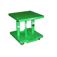 Wesco HT-2388-2F-A Lexco Foot Operated Hydraulic Lift Table 20 X 30-1