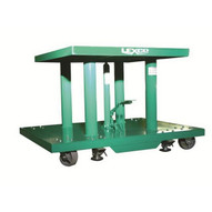 Wesco HT-34469-2F-A-2K Lexco Foot Operated Hydraulic Lift Table 30 X 48-1