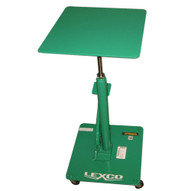 Wesco HT-200-FR Lexco Foot Operated Hydraulic Lift Table 16 X 16-1