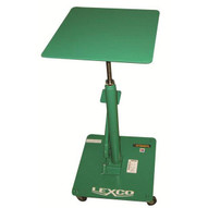 Wesco HT-201-FR Lexco Foot Operated Hydraulic Lift Table 16 X 16 14 Lift-1