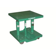 Wesco 492235 Lexco Foot Operated Hydraulic Lift Table 20 X 30 18 Lift-1