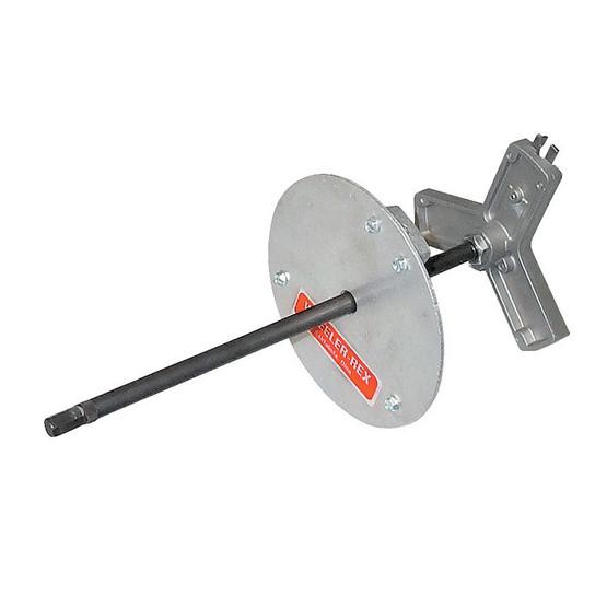 Wheeler Rex 6000 6 Internal PVC Pipe Cutter Schedule 40 & DWV-1