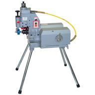 Wheeler Rex 7703 Hydraulic Roll Grooving Machine 2-6 Capacity Electric Pump-1