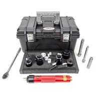 Wheeler Rex 8102 Pipe Hot Tapper Kit 3-4in - 2in NPT