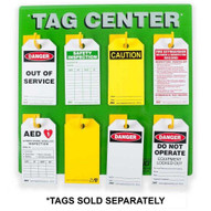 Zing 2670 Eco Safety Tag Center 8 Hook 15hx15w-1