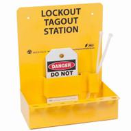Zing 6063E Mini Lockout Station - Empty-2