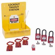Zing 6063 Mini Lockout Station - Stocked-1