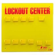Zing 7114E Lockout Station 8 Padlock Unfilled-1