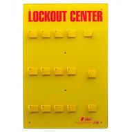 Zing 7115E Lockout Station 12 Padlock Unfilled-2