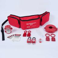 Zing 7135 Lockout Belt Pack Kit 20 Components-1