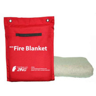 Zing 7230 Eco Fire Blanket - Tote Set-2