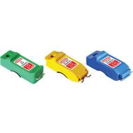 Zing 7262 Slider Pin Circuit Breaker Lockouts Set-1