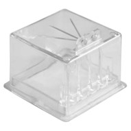 Zing 7279 Electrical Panel Lockout Square Box Lg-1