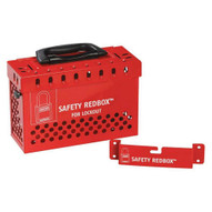 Zing 7288 Group Lockout Box-steel-wall Mountable-1