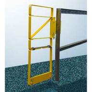 Fabenco ZTB2124PC 24 Toeboard Accessory Yellow Powder Coat-1