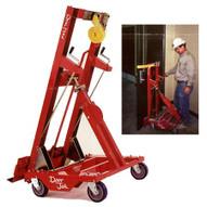Doorjak 100 Heavy Duty Portable Door Installation Cart (Handles up to 750 LBS)-11