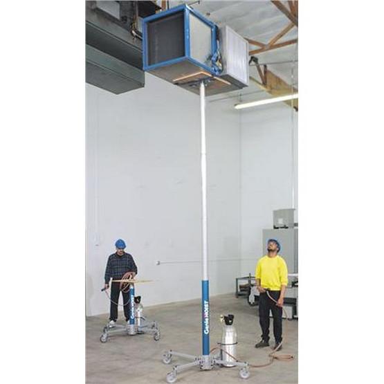 Genie GH 3.8 Super Hoist Over 12 Foot Lift 300lb Capacity-3