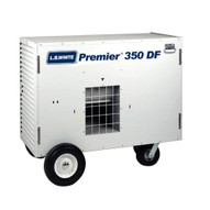 Lb White Premier 350 DF 350000 Btuh Propane natural Gas Ductable Direct Fired Event Tent Heater-1