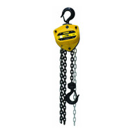Sumner PCB100C30WO Premium 1 Ton Chain Hoist 30' Lift With Overload Protection-1