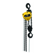Sumner PCB500C30WO Premium 5 Ton Chain Hoist 30' Lift With Overload Protection-1
