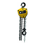 Sumner PCB050C30 Premium 12 Ton Chain Hoist 30' Lift-1