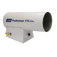 LB White Tradesman 170N Ultra 125000-170000 Btuh Ng Portable Forced Air Heater with Self Diagnostic Service-1