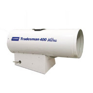 LB White Tradesman 400 Ultra 250000-400000 Btuh Lpg Portable Forced Air Heater With Self Diagnostic Service-1