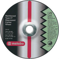Metabo 616747000 5 x 14 x 78 A 36 O For Stainless Steel Qty: 25 in package-1