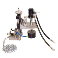 Rex Wheeler 1663 Hole Cutter System will cut up to 4-12 inch pipe-1