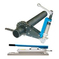 """WHEELER-REX 2990-10 2-10"""" Hydraulic Pipe Cutter"""